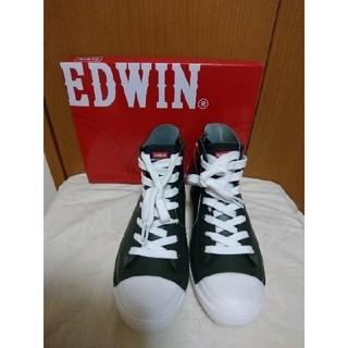 エドウィン(EDWIN)の新品☆EDWINレインブーツM(レインブーツ/長靴)