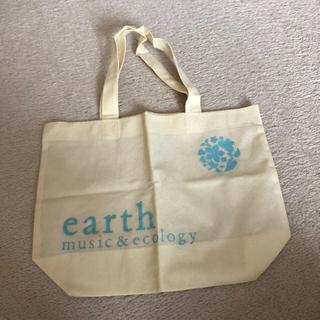 アースミュージックアンドエコロジー(earth music & ecology)のearth music & ecology ショップ袋(ショップ袋)