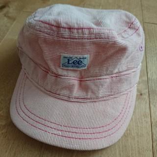 リー(Lee)のキッズ帽子 Lee 50cm コーデュロイ(帽子)