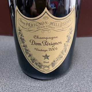 ドンペリニヨン(Dom Pérignon)の値下げ!希少当たり年! ドンペリニヨン 2004 シャンパン 750ml (シャンパン/スパークリングワイン)