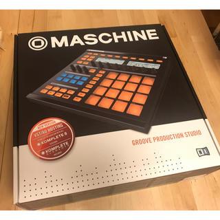 超美品 Native Instruments Maschine 本体 元箱付(MIDIコントローラー)