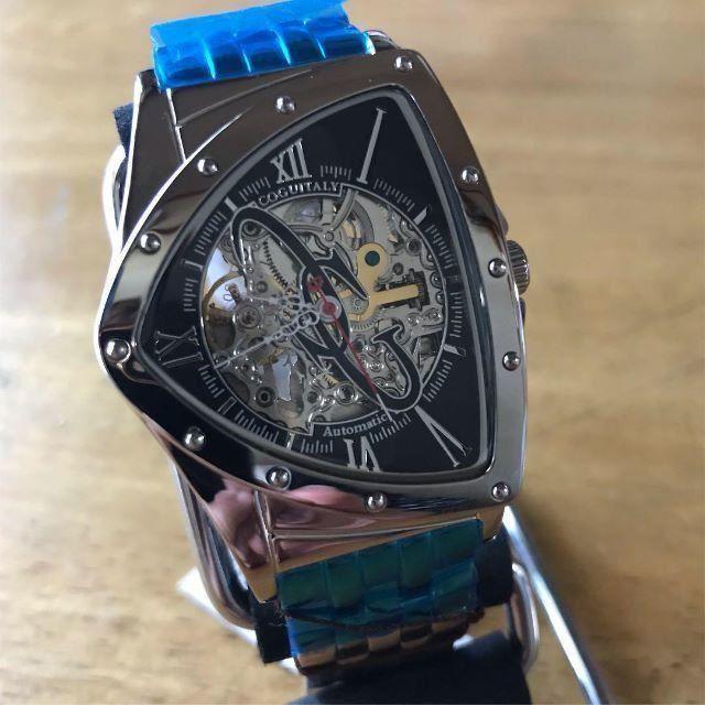 COGU - 新品✨コグ COGU 流通限定モデル フルスケルトン 腕時計 BNT-BKの通販 by てっちゃん(´∀`)|コグならラクマ