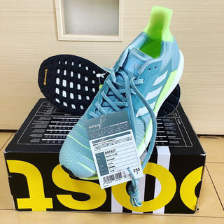アディダス(adidas)のアディダス スニーカー ソーラーグライド25.5cm(スニーカー)