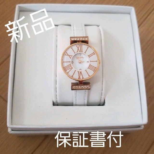 Folli Follie - 新品未使用! フォリフォリ 白 腕時計の通販 by kaka|フォリフォリならラクマ