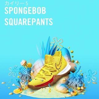 ナイキ(NIKE)のnike kyrie spongebob squarpants スポンジボブ(スニーカー)