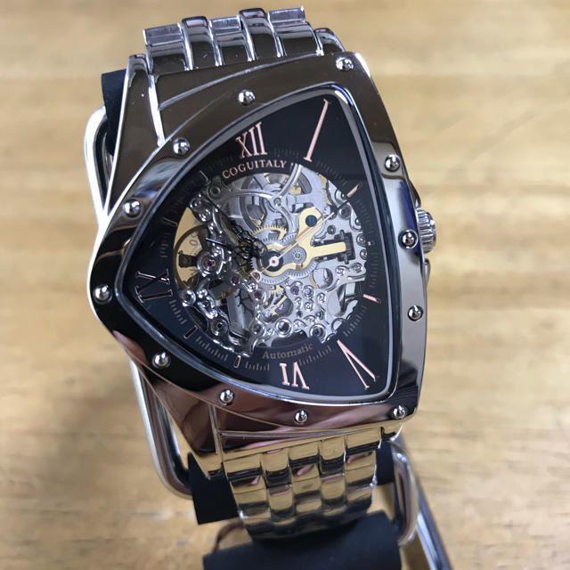 COGU - 新品✨コグ COGU スケルトン 自動巻き 腕時計 BS0TM-BRGの通販 by てっちゃん(´∀`)|コグならラクマ