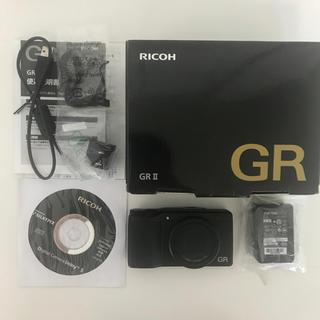 リコー(RICOH)のにゃんこママ様専用☆RICOH GR2 ☆美品☆(コンパクトデジタルカメラ)