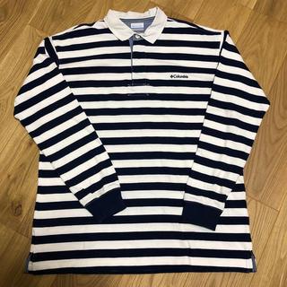 コロンビア(Columbia)のColumbia 長袖ラガーシャツ(Tシャツ/カットソー(七分/長袖))
