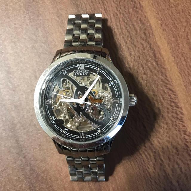 COGU - [更に値下げ!]COGU 両面スケルトン 腕時計 オートマチック 3001M の通販 by t1396yam's shop|コグならラクマ