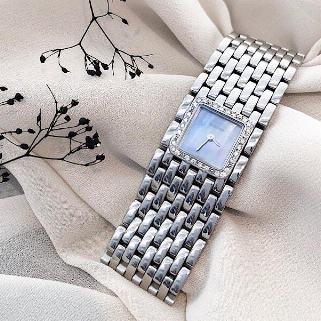 Cartier - 【仕上済】カルティエ リュバン ダイヤ シルバー レディース 腕時計の通販 by LMC|カルティエならラクマ
