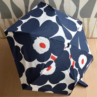 マリメッコ(marimekko)の新品 マリメッコ 折りたたみ傘 ピエニウニッコ Pieni Unikko (傘)