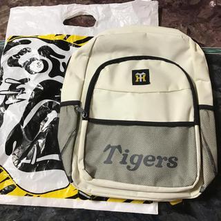 ハンシンタイガース(阪神タイガース)の阪神タイガース  リュック(記念品/関連グッズ)