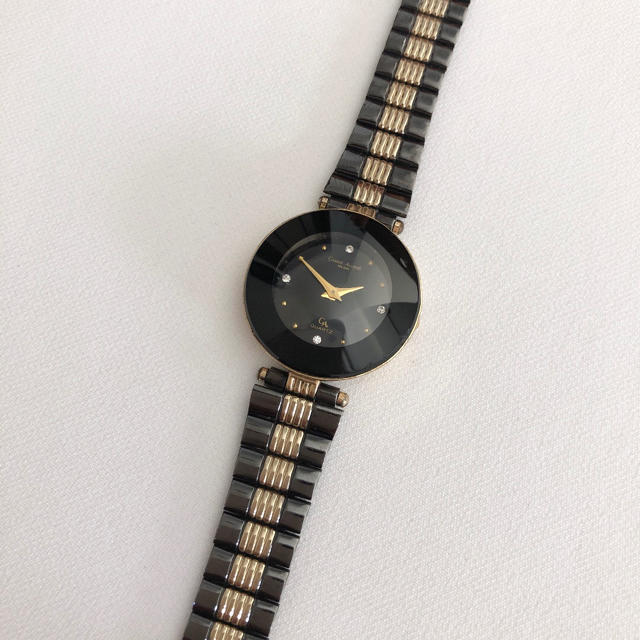 Giaoni Accardi  レディース クォーツ腕時計 電池ありの通販 by じゅん's shop|ラクマ