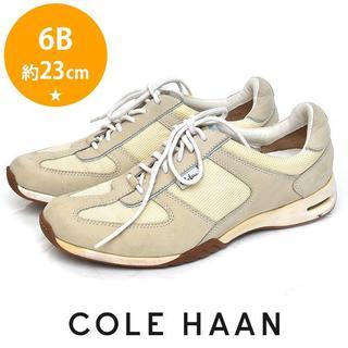 コールハーン(Cole Haan)のコールハーン レディース スニーカー 6B(約23cm) ベージュ(スニーカー)