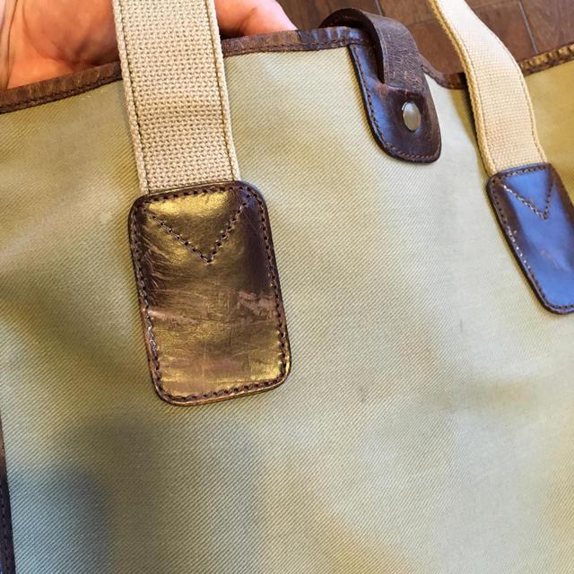 WHITEHOUSE COX(ホワイトハウスコックス)のwhitehouse cox  トート ハヴァナ メンズのバッグ(その他)の商品写真