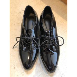 ディーホリック(dholic)のdholic エナメル靴 おじ靴(ローファー/革靴)