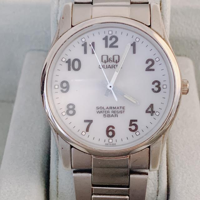 CITIZEN - Q&Q クオーツ腕時計の通販 by 888プロフ必読|シチズンならラクマ