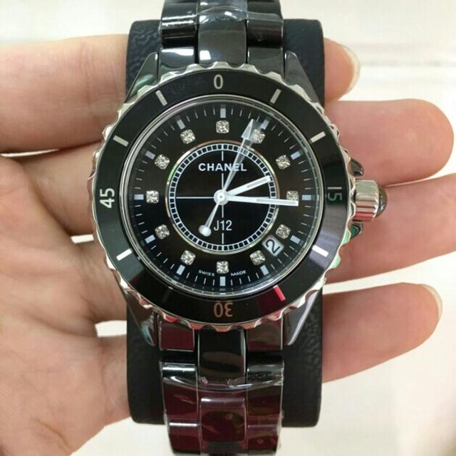 CHANEL - CHANEL 時計 J12の通販 by それらの人々's shop|シャネルならラクマ