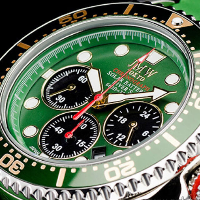 SEIKO - 新品未使用【JMW TOKYO】ダイバークロノグラフ 腕時計【世界限定300本】の通販 by K'z shop セイコーならラクマ