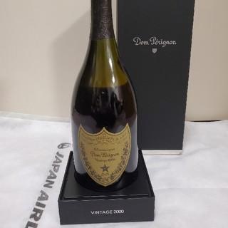 ドンペリニヨン(Dom Pérignon)の【美品未開封】Dom Pérignon vintage2000(シャンパン/スパークリングワイン)