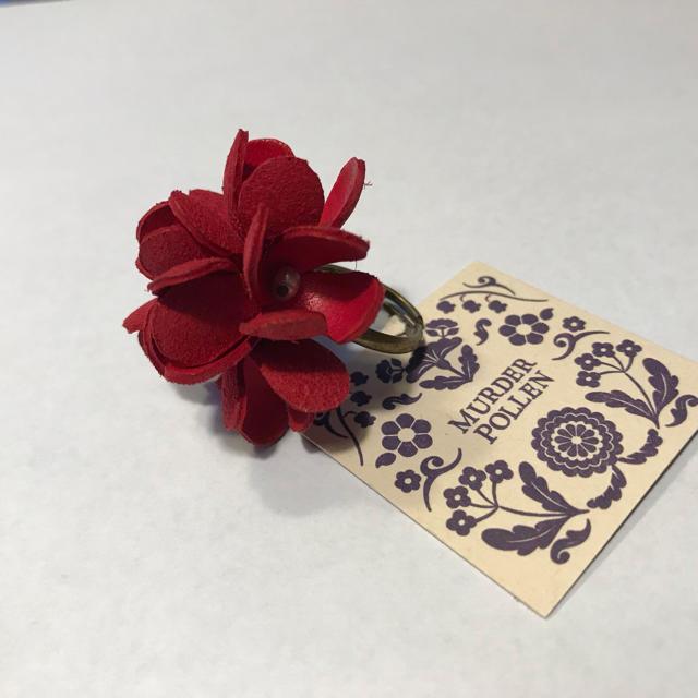 murder pollenマーダー・ポーレン ★ 葯リング レディースのアクセサリー(リング(指輪))の商品写真