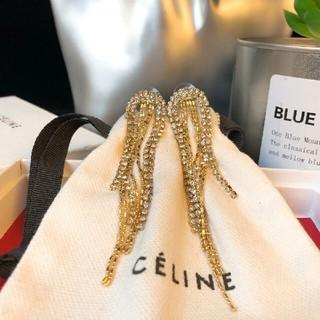 celine - 極美品【Celine】イヤリング