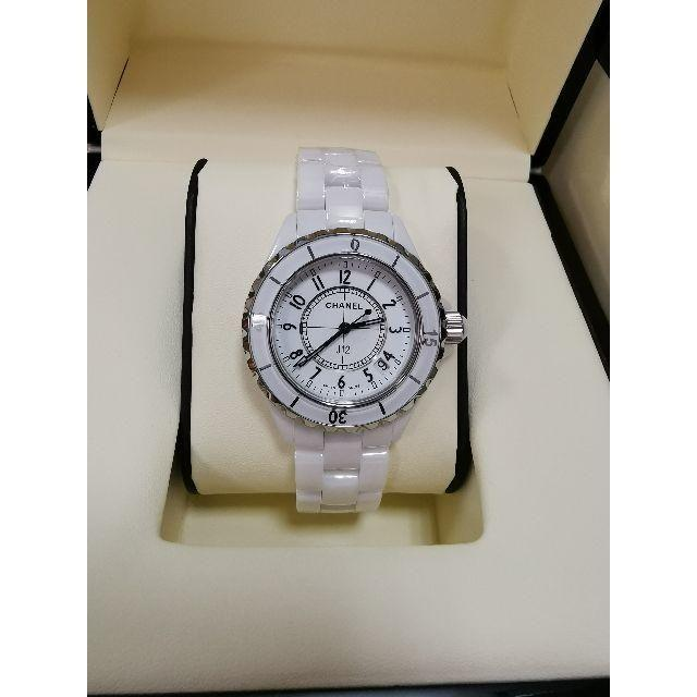 CHANEL - CHANEL 腕時計 J12 の通販 by uchida's shop|シャネルならラクマ