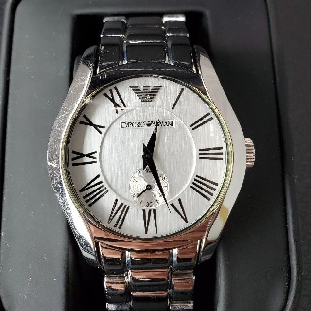 Emporio Armani - エンポリ AR0647の通販 by タンポポ腕時計|エンポリオアルマーニならラクマ