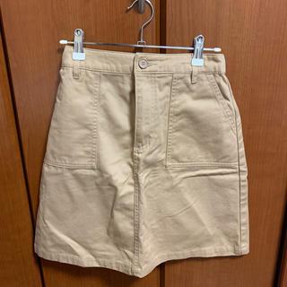 ハニーズ(HONEYS)の膝丈スカート(ひざ丈スカート)