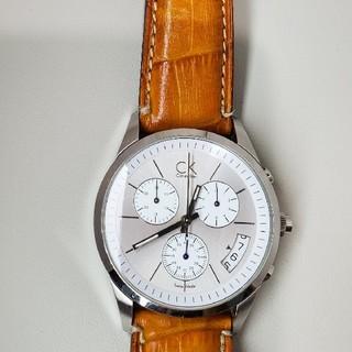 カルバンクライン(Calvin Klein)のカルバンクライン K22471 ベルトカスタム(腕時計(アナログ))