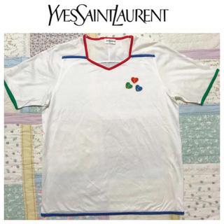 サンローラン(Saint Laurent)のイヴサンローラン YSL Tシャツ(Tシャツ(半袖/袖なし))