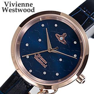 Vivienne Westwood - ヴィヴィアンウェストウッド レディース腕時計 ネイビー VV139NVNV