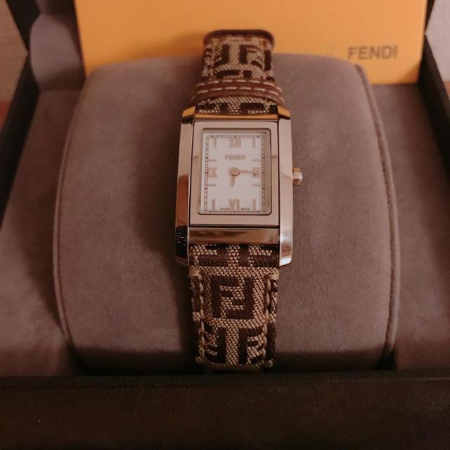 FENDI - FENDI 腕時計の通販 by Lady's shop|フェンディならラクマ