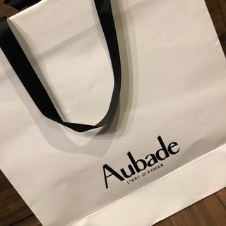 Aubade ブラセット(ブラ&ショーツセット)