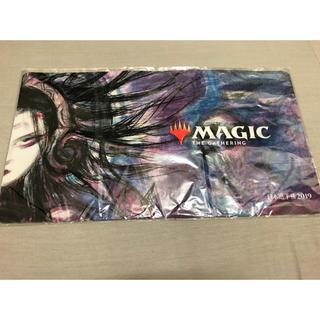 マジック:ザ・ギャザリング - mtg 日本選手権 限定 天野嘉孝 リリアナ プレイマット
