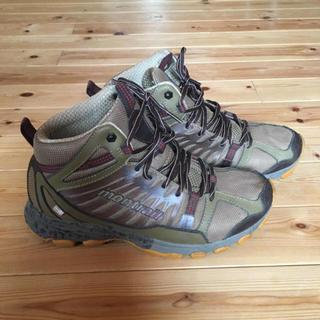 モンベル(mont bell)のモントレール  アウトドライ  軽量登山靴  (ブーツ)