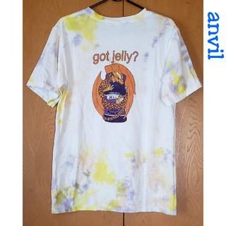 アンビル(Anvil)のanvil タイダイTシャツ ドラゴン(Tシャツ/カットソー(半袖/袖なし))