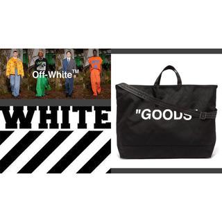 オフホワイト(OFF-WHITE)の◇Off-White◇ QUOTE TOTE キャンバストートバッグ (トートバッグ)
