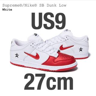 シュプリーム(Supreme)のSupreme Nike SB  Dunk Low (スニーカー)