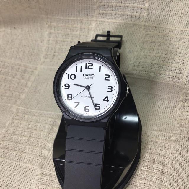 CASIO - 【チプカシ CASIO 腕時計 】 カシオ腕時計 MQ24 1330 の通販 by Takezo  shop カシオならラクマ