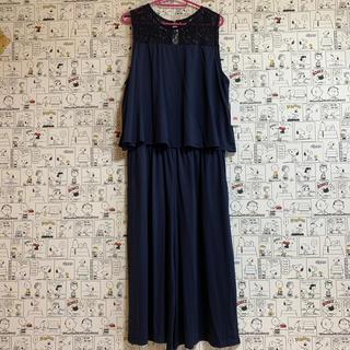 リュリュ(RyuRyu)の大きいサイズ  Ryu Ryu オールインワン パンツドレス 3L(オールインワン)