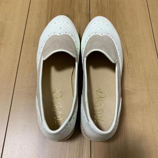 オシャレなローファー(ローファー/革靴)