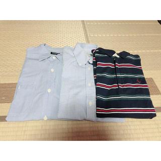 ユニクロ(UNIQLO)のお買い得!!夏物 メンズ シャツ ポロシャツ 3点セット まとめ売り(シャツ)
