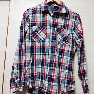 GAP - 【値下げ】XS ギャップ チェックシャツ