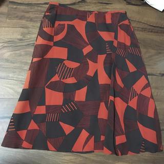 デプレ(DES PRES)のフレアスカート (ひざ丈スカート)