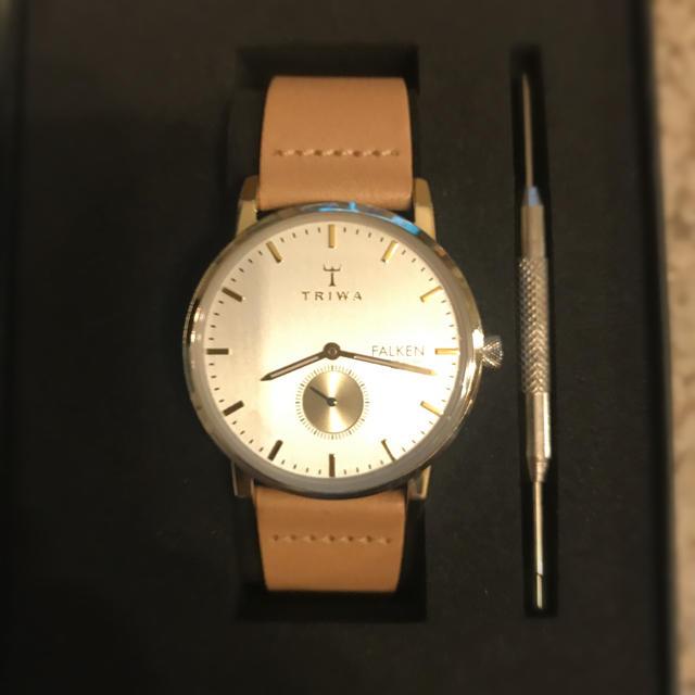 TRIWA - TRIWA 腕時計 ユニセックスの通販 by r_yukina's shop|トリワならラクマ