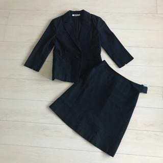 ナチュラルビューティーベーシック(NATURAL BEAUTY BASIC)の美品★NATURAL BEAUTY BASIC スカートスーツ(スーツ)