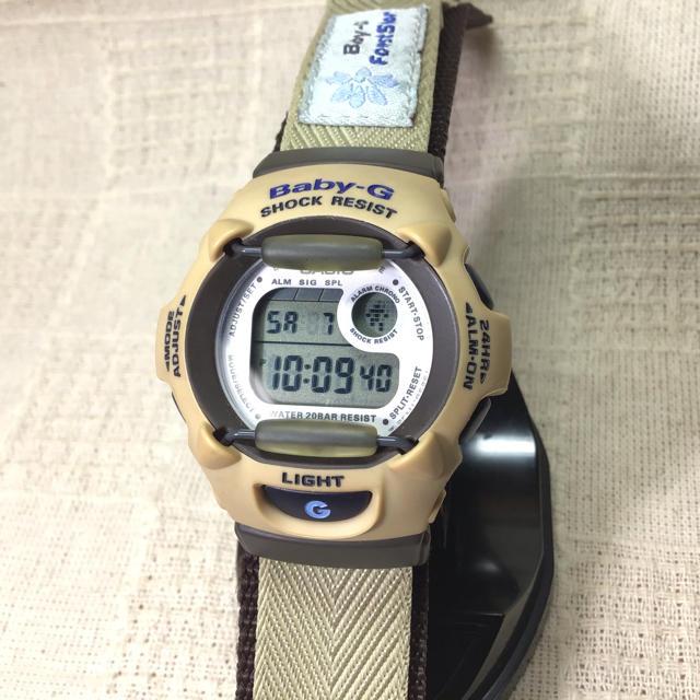 Baby-G - 【希少モデルBaby–G】CASIO カシオ ベビーG 腕時計の通販 by Takezo  shop|ベビージーならラクマ