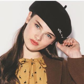 アニエスベー(agnes b.)のTo b. by agnès b ベレー帽(ハンチング/ベレー帽)