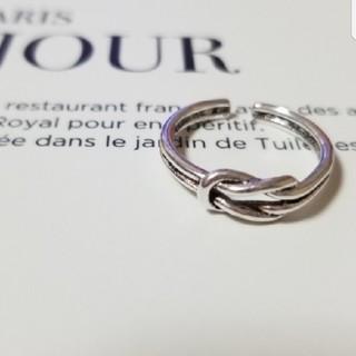 アングリッド(Ungrid)のチェーン ワイド design リング シルバー925 リング(リング(指輪))